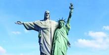 A diferença de preço de um mesmo produto importado para norte-americanos e brasileiros