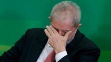 """O medo bate e Lula que estava """"pronto para ser preso"""", acaba de mudar de ideia"""