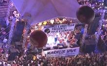 """Irmã de Marielle manifesta """"sangue nos olhos por Justiça"""""""