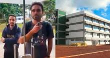 """Alunos da UFFS são proibidos de entrar no câmpus para dar lugar à """"Caravana da Vergonha"""" de Lula (veja o vídeo)"""