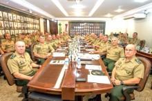 Generais de todo o Brasil manifestam apoio ao Comandante do Exército (Veja o Vídeo)