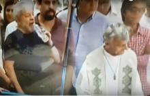 """Lula estava grogue na missa de Marisa, cheio de """"cachaça"""" (Veja o Vídeo)"""