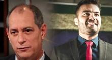 """Ciro Gomes dá tapa na cara de youtuber do canal """"Mamãe Falei"""""""