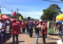 Gravíssimo: Militância insana acampada em Curitiba ameaça moradores (Veja o Vídeo)
