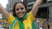 """Vereadora de São Paulo rebate petistas e inclui """"Moro"""" em seu nome parlamentar"""