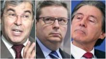 """Em Dubai, senadores do MDB, PSDB e PT tem """"BIS"""" de hostilidades (Veja o Vídeo)"""