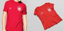 Versão comunista de camisa da seleção recebe proibição via judicial