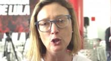 Rosário abandonou os trabalhos na Câmara para cozinhar no acampamento (Veja o Vídeo)