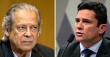 Moro pode decretar amanhã a prisão de José Dirceu