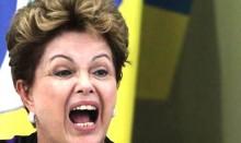 Dilma, a louca, mesmo sem conhecer conteúdo da delação, diz que Palocci mente