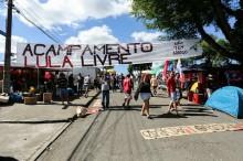 """Vídeo demonstra que tiro contra acampamento foi mera """"briga de rua"""" (Veja o Vídeo)"""