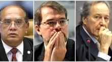 """General expõe abertamente a """"fauna dos esgotos"""" de Gilmar, Dias Toffoli e Lewandowski"""