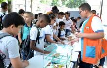 Dia Nacional da Matemática é comemorado por estudantes com atividades pedagógicas