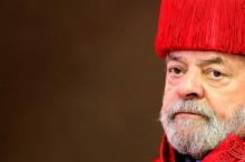 """Lula perde primeira batalha no TSE para ter """"laranja"""", enquanto estiver preso"""