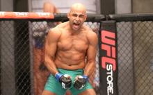 Lutador do UFC vence luta e tripudia Lula (Veja o Vídeo)