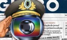 A Globo virou o cocho onde comeu no Regime Militar