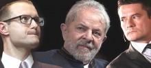 Moro, mais uma vez, destrói defesa de Lula ao negar suspeição