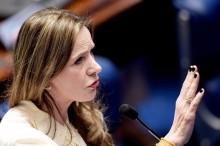 """Senadora Grazziotin em vídeo infame apela para Gilmar: """"Ministro solta o Lula"""" (Veja o Vídeo)"""