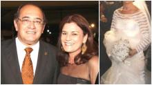 Gilmar solta Paulo Preto e confraterniza em casamento de outra neta de Barata