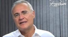 """Triste fim do PT: Renan é o maior defensor da """"inocência"""" de Lula (Veja o Vídeo)"""