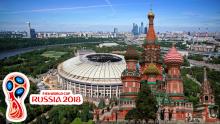 A Globo na Copa só mostra a Rússia dos Czares