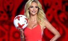 Ex-capa da Playboy rouba a cena na Copa em que manifestações homoafetivas resultam em  multa