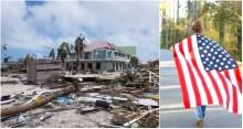 Quando a passagem de um furacão mostra o verdadeiro valor de uma nação
