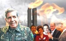 O questionamento de um general: Existe democracia de fato no País?