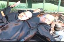 """Ministros do STF são jogados no """"lixo"""" e manifestação viraliza na rede (Veja o Vídeo)"""