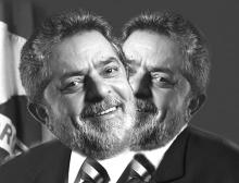Lula o hermafrodita da maior elite brasileira