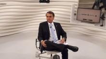 Audiência de Bolsonaro no Roda Vida só perdeu para Sérgio Moro