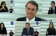 A inestimável colaboração dos jornalistas do Roda Viva ao candidato Bolsonaro