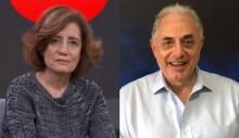 Waack vai à forra e descasca Globo e Miriam Leitão (Veja o Vídeo)