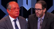 A pergunta do repórter que desmoralizou Gilmar e a reação patética do ministro (Veja o Vídeo)