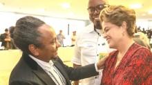 Com o irmão entre os grevistas de fome, Chico Cesar faz deprimente apelo a Cármen Lúcia (Veja o Vídeo)