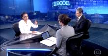 Marina Silva no Jornal Nacional