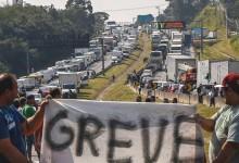 Caminhoneiros se mobilizam para nova greve no dia 9 de setembro