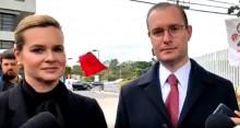 Dupla de advogados chicaneiros anuncia que nova decisão da ONU chegou pelo CELULAR (Veja o Vídeo)