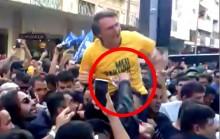 Bolsonaro, o atentado esquerdista, o nome e o endereço de quem paga os advogados do criminoso