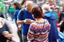 Agentes do Ibope e do Datafolha são abordados na rua e fraude é evidenciada (Veja o Vídeo)