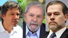 """O risco da """"Venezuelização"""": Haddad eleito, Lula ministro, Toffoli no STF e Dilma no senado"""