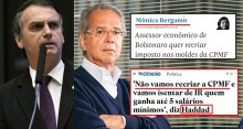 A dissimulação midiática para evitar a vitória de Bolsonaro no primeiro turno