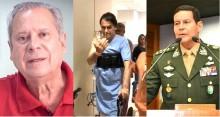 """Solto, Dirceu ataca Bolsonaro e Mourão e prega combate à """"corrupção"""" (Veja o Vídeo)"""
