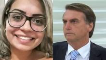 """Enfermeira Vampira do Piauí diz que Bolsonaro """"merece a morte"""" e Imprensa Petista fica em Silêncio (Veja o Vídeo)"""