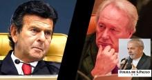 Lewandowski age em favor de Lula e do PT e derruba liminar de Fux