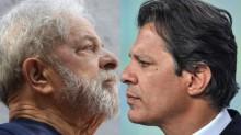 Estilos: Lula e Haddad...