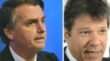 Instagram evidencia a enorme diferença existente entre Bolsonaro e o poste