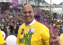 Witzel abandonou a magistratura para ser candidato e deve massacrar Eduardo Paes
