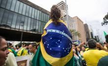 O POVO BRASILEIRO ACORDOU