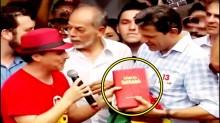 Haddad acusa furto no Ceará e comete mais um crime (Veja o Vídeo)
